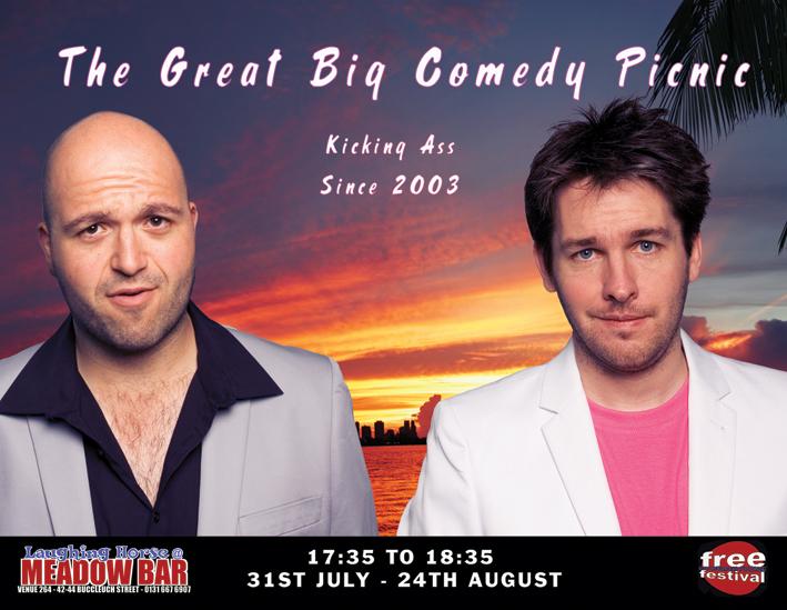 Comedy Picnic 2008